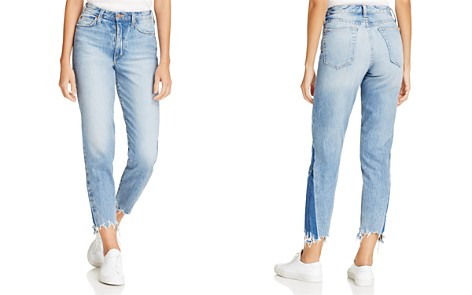 Joe's Jeans The High-Rise Smith Straight Ankle Jeans in Prairie - Bloomingdale's_2