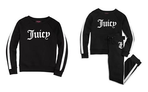 Juicy Couture Girls' Logo Sweater - Big Kid - Bloomingdale's_2