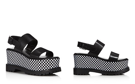 KENDALL and KYLIE Women's Cady Leather Platform Sandals - Bloomingdale's_2