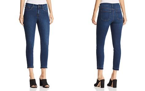 NYDJ Alina Released Step Hem Ankle Jeans in Cooper - Bloomingdale's_2