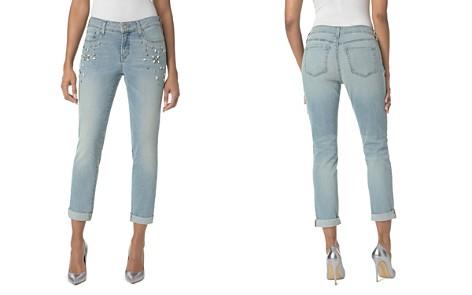 NYDJ Embellished Roll-Cuff Boyfriend Jeans in Westland - Bloomingdale's_2