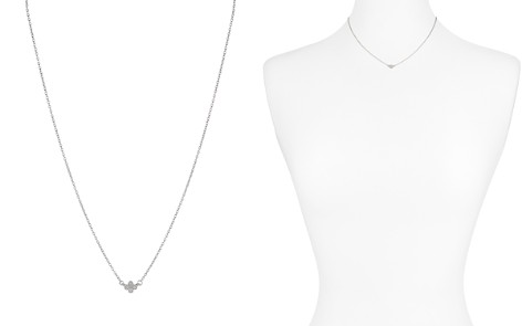 "Freida Rothman Mini Clover Necklace, 15"" - Bloomingdale's_2"