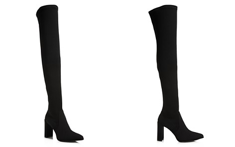 Stuart Weitzman Women's Hi Rise Over-the-Knee Stretch Boots - Bloomingdale's_2