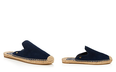 Tory Burch Women's Max Suede Espadrille Mules - Bloomingdale's_2