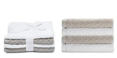 Caro Home Phoebe Washcloths, Set of 4 - 100% Exclusive - Bloomingdale's_2