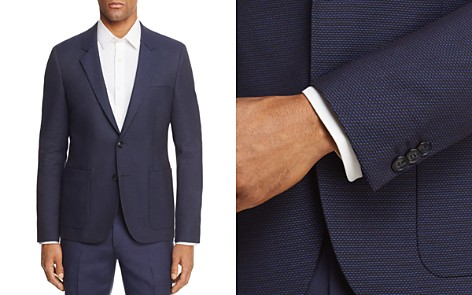 HUGO Antanio Slim Fit Contrast Nailhead Sport Coat - Bloomingdale's_2