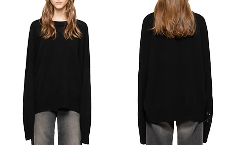 Zadig & Voltaire Rony Wool & Cashmere Embellished Sweater - Bloomingdale's_2