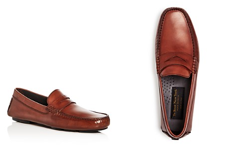 To Boot New York Men's Palo Alto Leather Drivers - Bloomingdale's_2