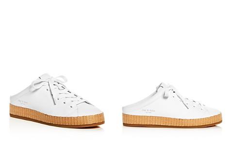 rag & bone Women's Leather Platform Mule Sneakers - Bloomingdale's_2