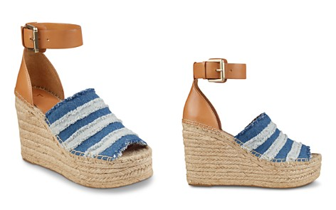 Marc Fisher LTD. Women's Adria Espadrille Platform Wedge Sandals - Bloomingdale's_2