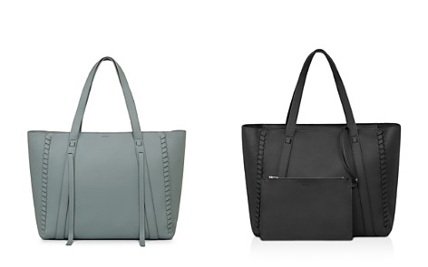 ALLSAINTS Ray East/West Leather Tote - Bloomingdale's_2