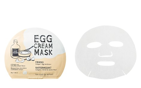 Too Cool For School Egg Cream Mask Firming - Bloomingdale's_2