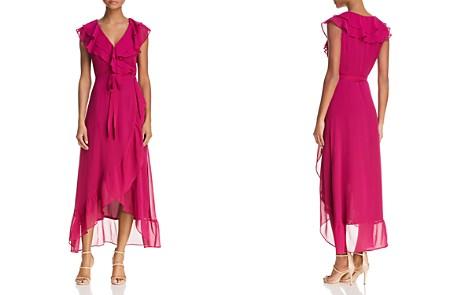 WAYF Andie Wrap Flutter Dress - 100% Exclusive - Bloomingdale's_2