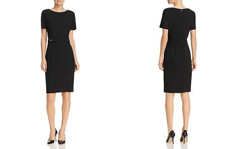 BOSS Desulea Sheath Dress - Bloomingdale's_2