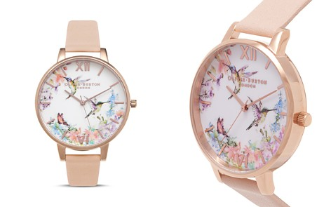 Olivia Burton Painterly Prints Watch, 30mm - Bloomingdale's_2