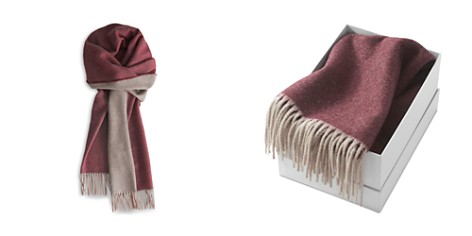 SFERRA Merino Wool Tartini Scarf - Bloomingdale's_2