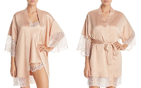 Flora Nikrooz Gabby Kimono Robe & Cami Tap Set - Bloomingdale's_2