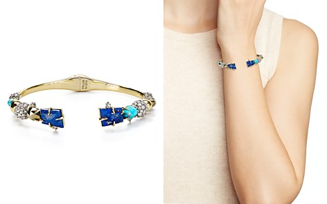 Alexis Bittar Stone Open Bangle - Bloomingdale's_2