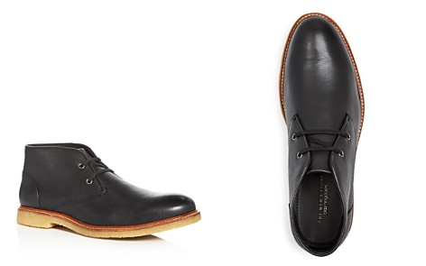 The Men's Store at Bloomingdale's Leather Chukka Boots - 100% Exclusive_2