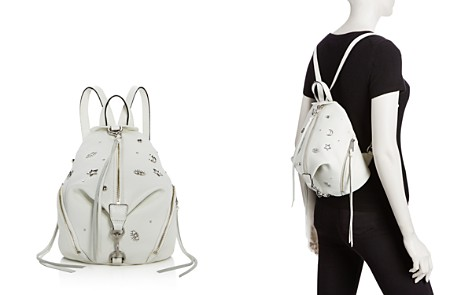 Rebecca Minkoff Medium Julian Leather Backpack - 100% Exclusive - Bloomingdale's_2
