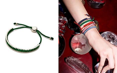 Links of London Mini Friendship Bracelet in Emerald Green - Bloomingdale's_2