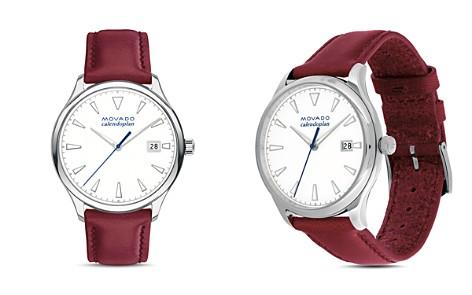 Movado Heritage Calendoplan Watch, 36mm - Bloomingdale's_2