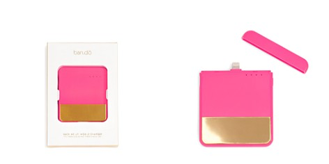 ban.do The Power Trip Charger, Metallic Neon - Bloomingdale's_2