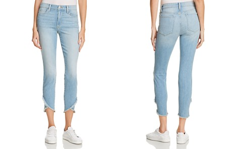 Joe's Jeans The Charlie Skinny Tulip-Hem Ankle Jeans in Dezirae - 100% Exclusive - Bloomingdale's_2