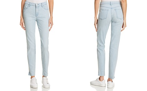 J Brand Maria High Rise Skinny Jeans in Delightful - 100% Exclusive - Bloomingdale's_2