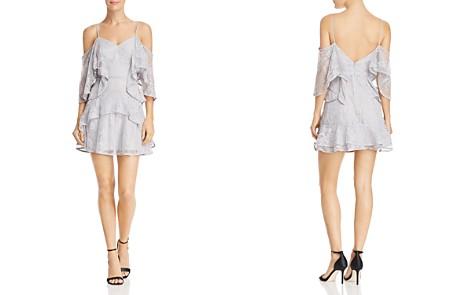 La Maison Talulah Regal Shimmer Mini Dress - Bloomingdale's_2