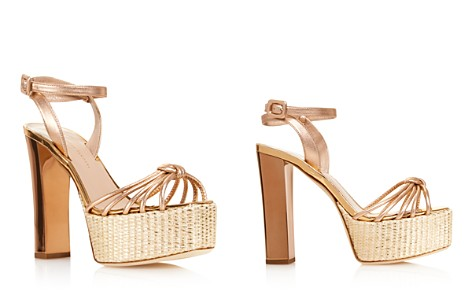 Giuseppe Zanotti Women's Leather High-Heel Platform Sandals - 100% Exclusive - Bloomingdale's_2