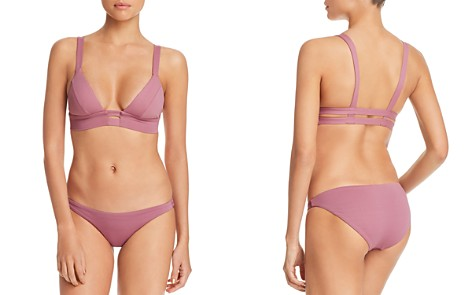 Vitamin A Neutra Bralette Bikini Top & Luciana Bikini Bottom - Bloomingdale's_2
