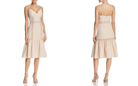 nanette Nanette Lepore Lace-Inset Dress - Bloomingdale's_2