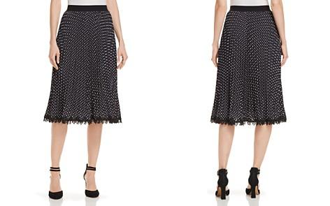 Kobi Halperin Lottie Pleated Polka Dot Skirt - 100% Exclusive - Bloomingdale's_2