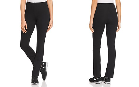 Lyssé High-Rise Straight-Fit Pants - Bloomingdale's_2