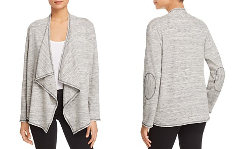 Status by Chenault Draped Open-Front Cardigan - Bloomingdale's_2