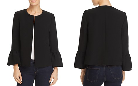 VINCE CAMUTO Open-Front Bell-Sleeve Jacket - 100% Exclusive - Bloomingdale's_2