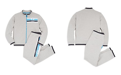 Armani Junior Boys' Track Jacket & Jogger Pants Set - Little Kid, Big Kid - Bloomingdale's_2