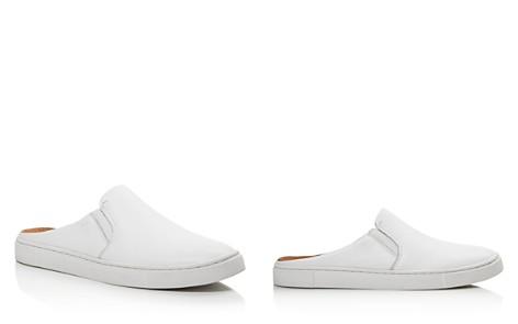 Frye Women's Ivy Leather Sneaker Mules - Bloomingdale's_2