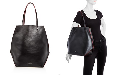 Marni Leather Shopper - Bloomingdale's_2