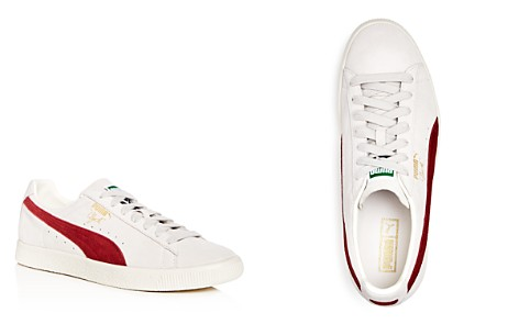 PUMA Men's Clyde Suede Lace Up Sneakers - Bloomingdale's_2