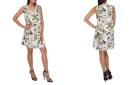 B Collection by Bobeau Iban Floral-Print Shift Dress - Bloomingdale's_2