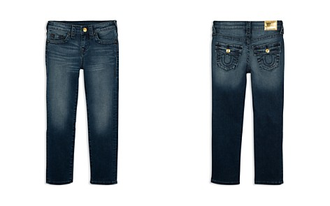 True Religion Boys' Dark-Wash Slim-Fit Jeans - Little Kid, Big Kid - Bloomingdale's_2