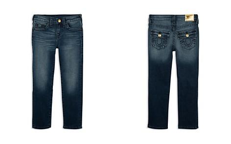 True Religion Boys' Dark-Wash Slim-Fit Jeans - Little Kid, Big Kid - Bloomingdale's_2