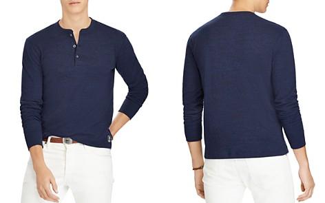 Polo Ralph Lauren Long Sleeve Henley Shirt - Bloomingdale's_2