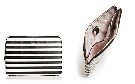 kate spade new york Universal Leather Laptop Sleeve - Bloomingdale's_2