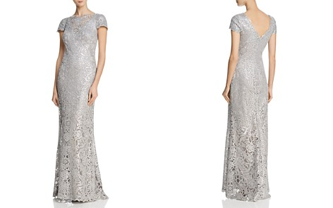 Tadashi Shoji Sequin Embroidered Gown - Bloomingdale's_2