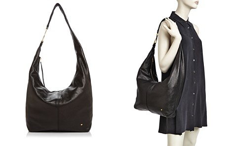 HALSTON HERITAGE Tina Slouchy Large Leather Hobo - Bloomingdale's_2