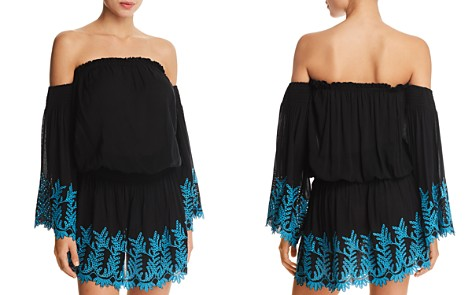 Ramy Brook Zena Dress Swim Cover-Up - Bloomingdale's_2