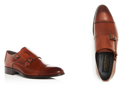 To Boot New York Men's Bankston Leather Double Monk Strap Oxfords - Bloomingdale's_2
